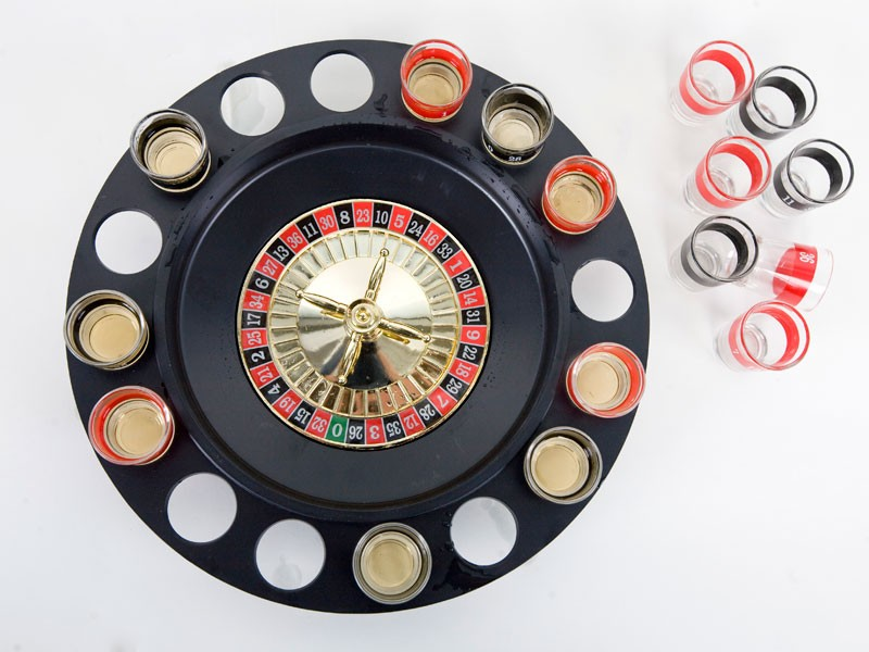 Roulette shooter