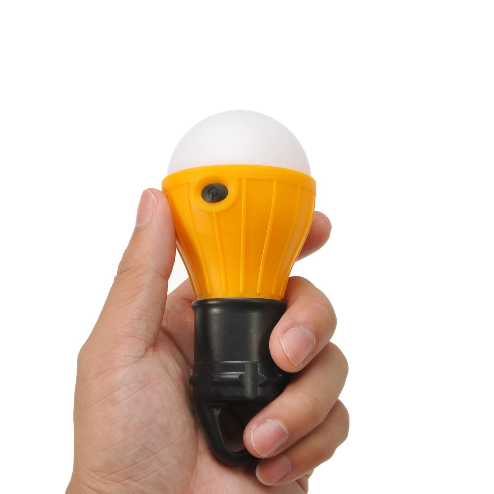 Lampe Torche Nuit En Forme D Ampoule Lixoo