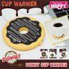 Donuts chauffant