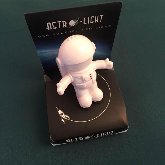 Lampe astronaute usb