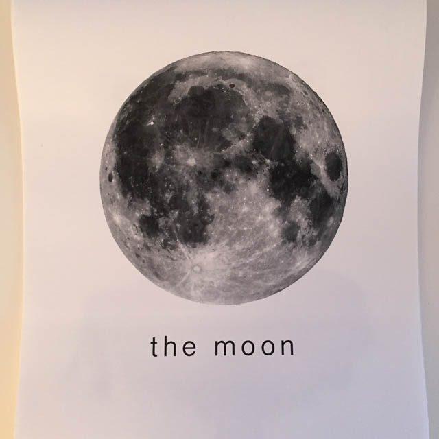 Tableaux lune